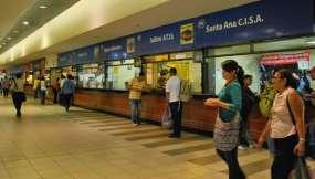 Se espera a 300 mil pasajeros la terminal de Guayaquil por comicios