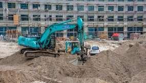 El descubrimiento se realizó en el centro de Berlín. Foto: AFP