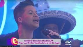 Canción para papá - Jorge Luis del Hierro