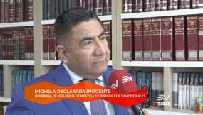 Michela Pincay, declarada inocente