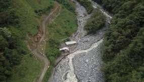Más de 600 familias afectadas por aluvión en Vizcaya