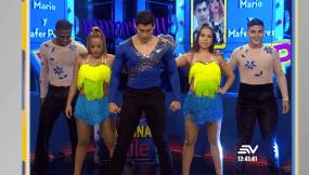 La máquina del baile VIP - Mario Pérez