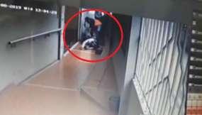 Guardia es baleado por delincuente en Guayaquil