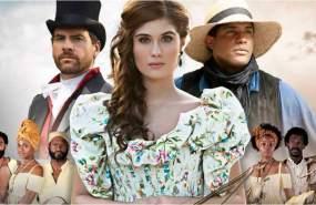"""Este miércoles 22 de marzo Ecuavisa estrenó el éxito colombiano """"La Esclava Blanca""""."""