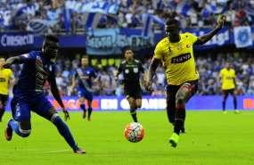 El duelo entre Barcelona y Emelec aparece en el puesto 38 de dicho ranking. Foto: Archivo