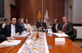 QUITO, Ecuador.- El CAL también resolvió que se conforme equipo especializado para ley integral sobre GADs. Foto: API