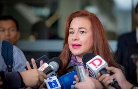 La ministra coincide con las declaraciones de la vicepresidente María Alejandra Vicuña. Foto: Cancillería
