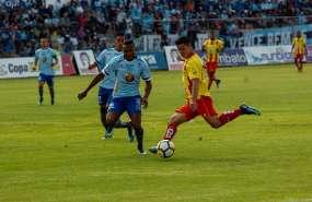 Macará no pudo ganar en su estadio, Aucas se le llevó un punto del Bellavista.