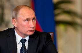 Vladimir Putin se encamina a un cuarto mandato en Rusia. Foto: Archivo - AFP