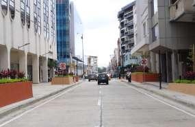 Este tramo queda de uso exclusivo para vehículos livianos. - Foto: ATM