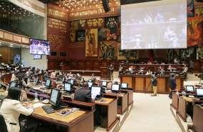 Legislativo debe aprobarla el jueves, caso contrario entraría por Ministerio de la Ley. Foto: Flickr Asamblea