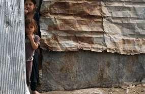 El 17 de octubre se conmemora el Día internacional para la erradicación de la pobreza. Foto: AFP