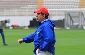El técnico de la selección ecuatoriana explicó que todavía no tienen mecanismos de equipo, Foto: API