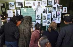 Sube a 85 el número de muertos en México por explosión. Foto: AFP