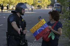300 toneladas de ayuda humanitaria de Rusia para Venezuela. Foto: AFP