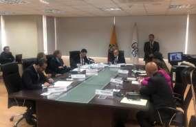 Plazo para presentar las observaciones culminó a las 17H00 del 21 de marzo. Foto: Cpccs