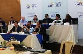 Foto: CNE Guayas