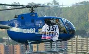 """El mandatario venezolano lo calificó de """"ataque terrorista"""". Foto: eluniversal.com"""