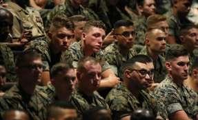 Fuentes de la Casa Blanca señalan que Trump ha autorizado al Pentágono a desplegar a 3.900 tropas más. Foto: AFP