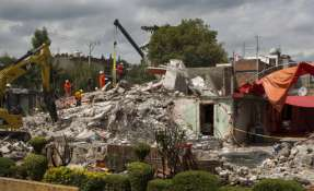 Tras el terremoto en México, los temores sobre otro evento similar crecen en la región. Foto: AP.