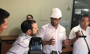 Jorge Wated estuvo al frente del Directorio de la Empresa Coordinadora de Empresas Públicas. Foto: @JorgeWated