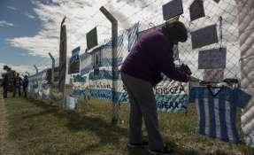 """Se trató de """"un evento anómalo, singular, corto, violento y no nuclear consistente con una explosión"""", dijo el portavoz de la Armada Argentina. Foto: AFP"""