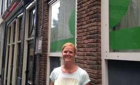 Sally Fritzsche dice que la guardería mantiene viva a la comunidad local.