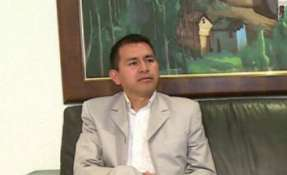 Portilla habló de los más de 6 años de lo que calificó fue una persecución. Foto: Archivo - Ecuavisa