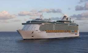 Crucero volvió tras cinco noches en el Caribe. Foto referencial / royalcaribbeanblog.com