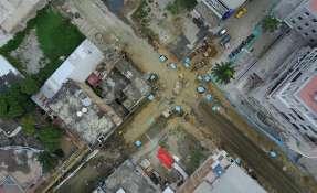 Zona Cero en Portoviejo, Manabí. Foto: Plan Reconstruyo Ecuador