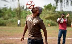 Didier Drogba es el capitán y la estrella del Phoenix Rising. Foto: AFP