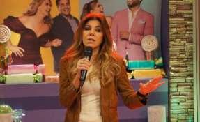 """ECUADOR.- La intérprete londinense participó en el programa """"En Contacto"""" para promocionar conciertos. Foto: Ecuavisa"""