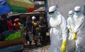 El Ébola ha sido el último virus en causar una crisis sanitaria global. Foto: AFP