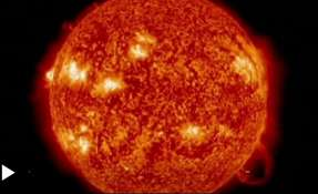 Así es como suena el Sol