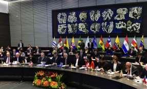 Ecuador apela al diálogo para resolver crisis en Unasur. Foto: AFP - Archivo