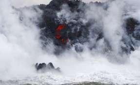 Autoridades alertan posible mortalidad a causa de las emanaciones tóxicas. Foto: AP