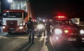 Desabastecimiento en Brasil al séptimo día de huelga de camioneros. Foto: AFP