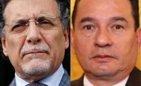 ECUADOR.- Pablo Celi entregó documentación a Fiscalía sobre operación 'Secuestro'. Collage: Ecuavisa
