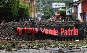 Escalada de violentas protestas dejan 187 muertos en dos meses. Foto: AFP