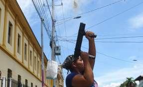 Las excarcelaciones son un compromiso adquirido por la Policía y los obispos católicos. Foto: AFP