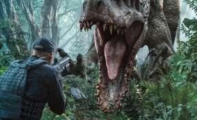 'Jurassic World: El reino caído' se estrena en EEUU con $150 millones.