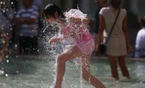 Se espera que España y Portugal estén entre los principales afectados por la ola de calor de este fin de semana.