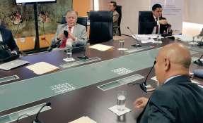 QUITO, Ecuador.- Desde ahora, según el Consejo, los jueces pueden presentar sus pruebas de descargo. Foto: Twitter