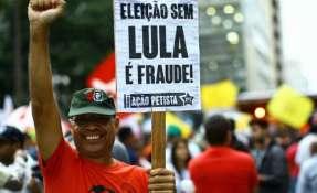 Menos de dos meses de campaña para las elecciones más inciertas de Brasil. Foto: AFP - Archivo