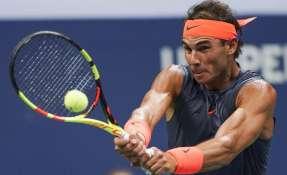 NUEVA YORK, EE.UU.- Rafael Nadal avanzó a semifinales del US Open tras vencer a Dominic Thiem. Foto: AFP