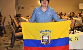 DALLAS, EE.UU.- Carla Heredia jugó por 28 horas en este torneo.