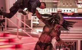 """Esta imagen proporcionada por los estudios 20th Century Fox muestra una escena de la película """"The Predator"""". Foto: AP"""