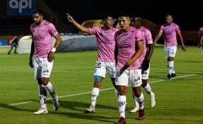 QUITO, Ecuador.- Independiente del Valle venció a Universidad Católica en el estadio Olímpico Atahualpa. Foto: API