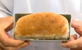 El pan no presenta diferencias significativas a uno hecho con 100% harina. Foto: FURG