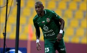 El Shabab Al Ahli venció 2-0 al Al Wasl por la Copa del Golfo. Foto: Tomada de @alahlicclub